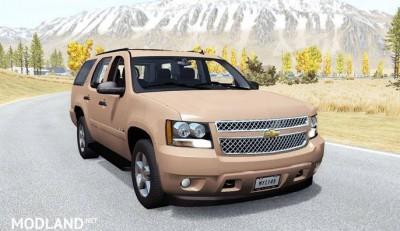 Chevrolet Tahoe (GMT900) [0.15.0], 1 photo